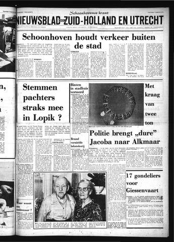 Schoonhovensche Courant 1973-08-15