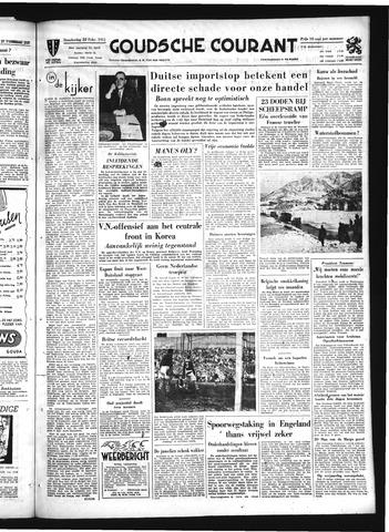 Goudsche Courant 1951-02-22