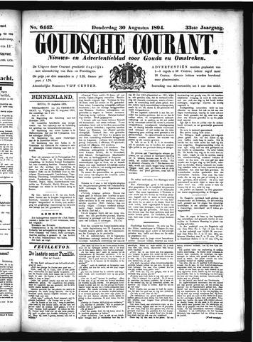 Goudsche Courant 1894-08-30