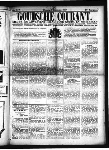 Goudsche Courant 1927-11-01