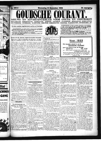 Goudsche Courant 1932-12-21