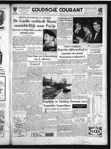 Goudsche Courant 1960-01-20