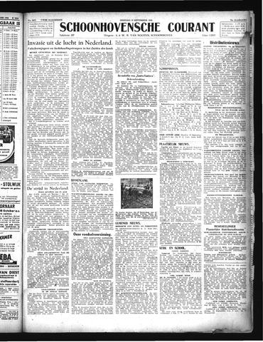 Schoonhovensche Courant 1944-09-19