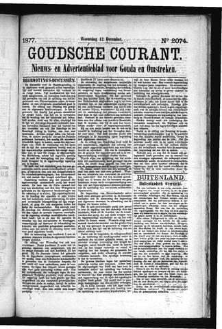 Goudsche Courant 1877-12-12