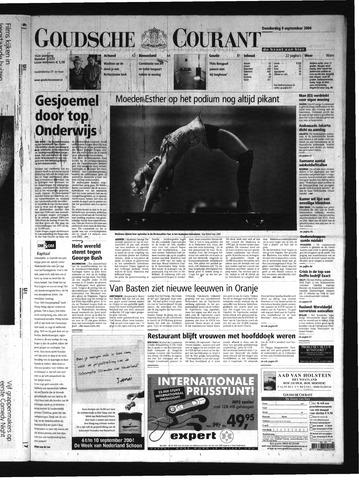 Goudsche Courant 2004-09-09