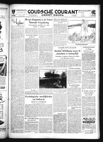Goudsche Courant 1950-03-04