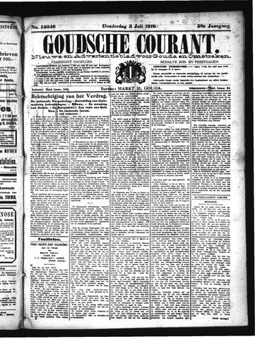 Goudsche Courant 1919-07-03
