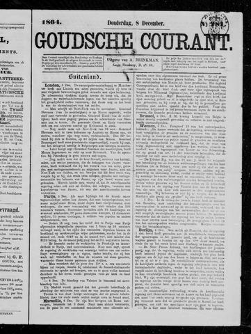 Goudsche Courant 1864-12-08