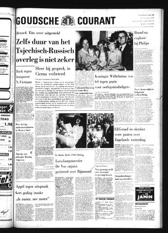 Goudsche Courant 1968-07-31