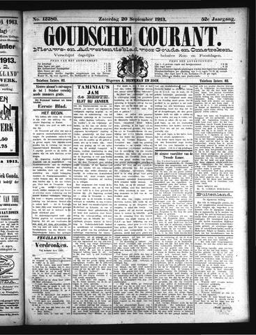 Goudsche Courant 1913-09-20