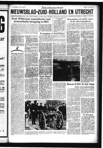 Schoonhovensche Courant 1964-01-17