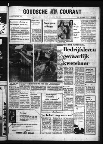 Goudsche Courant 1975-04-09