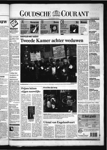 Goudsche Courant 1998-04-15