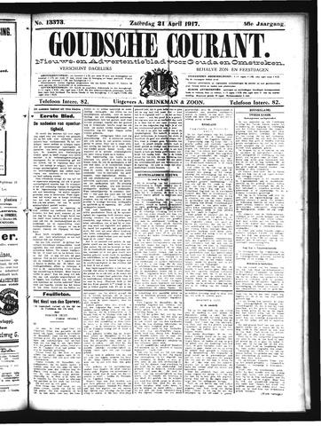 Goudsche Courant 1917-04-21