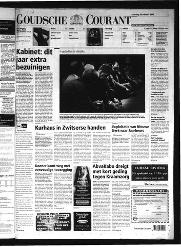Goudsche Courant 2004-02-28