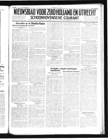 Schoonhovensche Courant 1941-07-09