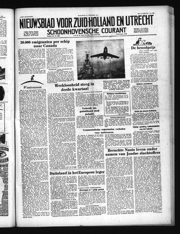 Schoonhovensche Courant 1951-12-19