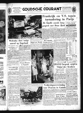 Goudsche Courant 1963-04-09