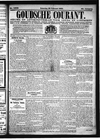 Goudsche Courant 1922-02-25