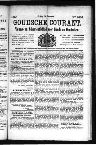 Goudsche Courant 1880-11-26