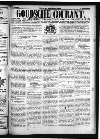 Goudsche Courant 1933-11-24