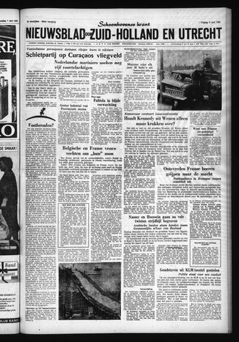 Schoonhovensche Courant 1961-06-09
