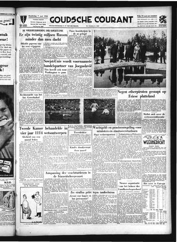 Goudsche Courant 1956-06-07