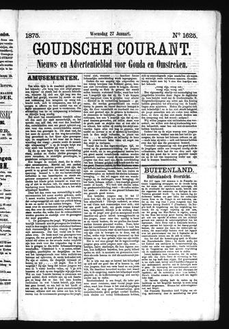 Goudsche Courant 1875-01-27