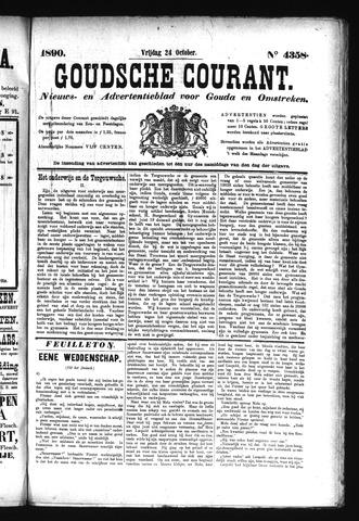 Goudsche Courant 1890-10-24