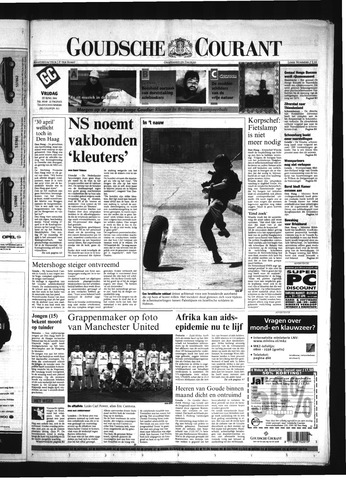 Goudsche Courant 2001-04-20