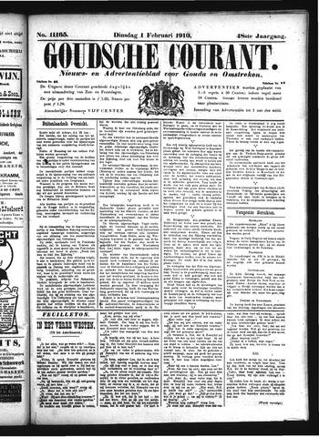 Goudsche Courant 1910-02-01