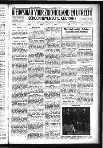 Schoonhovensche Courant 1933-05-08