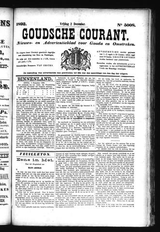 Goudsche Courant 1892-12-02