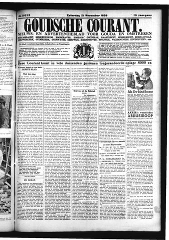 Goudsche Courant 1936-11-21