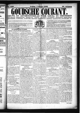 Goudsche Courant 1930-02-07