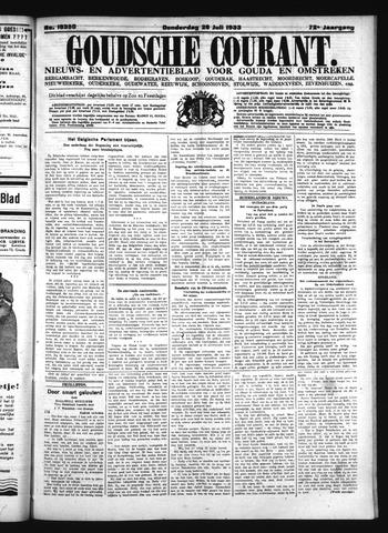 Goudsche Courant 1933-07-20