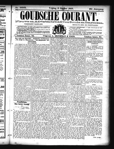 Goudsche Courant 1917-10-05