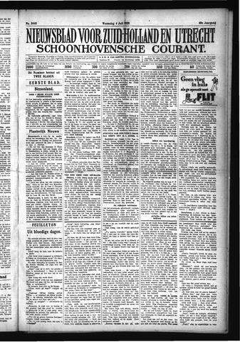 Schoonhovensche Courant 1928-07-04