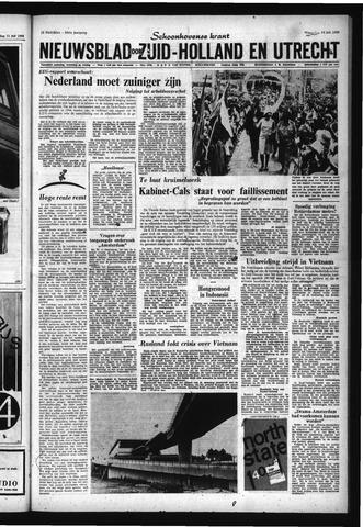 Schoonhovensche Courant 1966-07-13