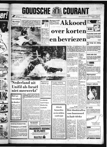 Goudsche Courant 1982-11-24