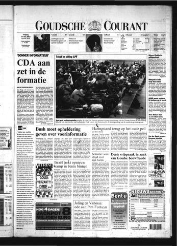 Goudsche Courant 2002-05-17