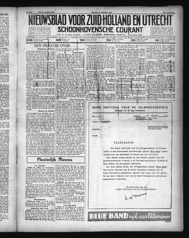 Schoonhovensche Courant 1936-01-31