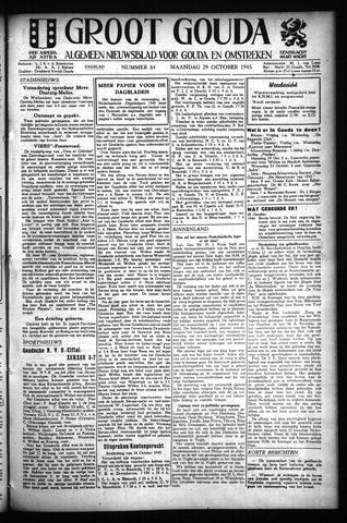 Groot Gouda 1945-10-29
