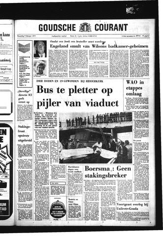 Goudsche Courant 1977-02-09
