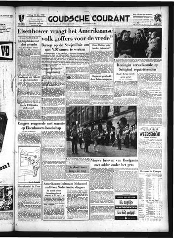 Goudsche Courant 1958-01-10