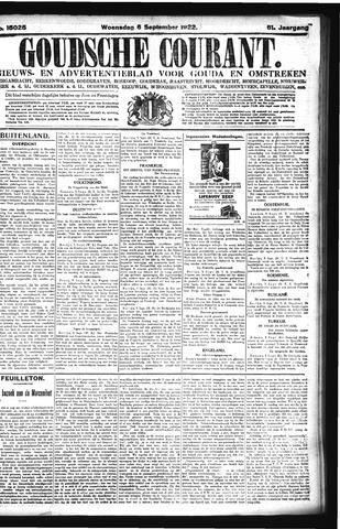 Goudsche Courant 1922-09-06