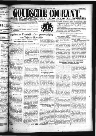 Goudsche Courant 1938-09-19