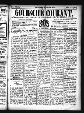 Goudsche Courant 1917-03-21