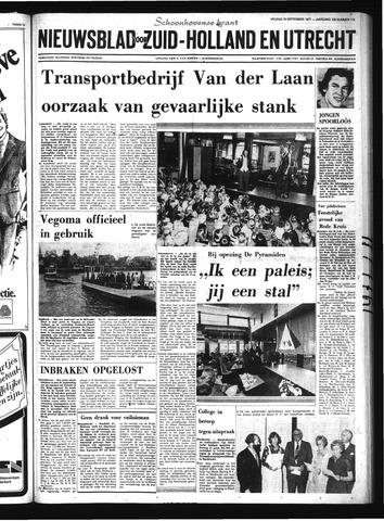 Schoonhovensche Courant 1977-09-30