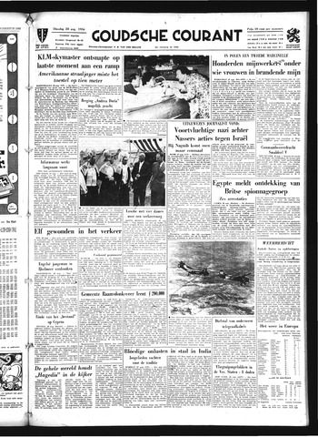 Goudsche Courant 1956-08-28